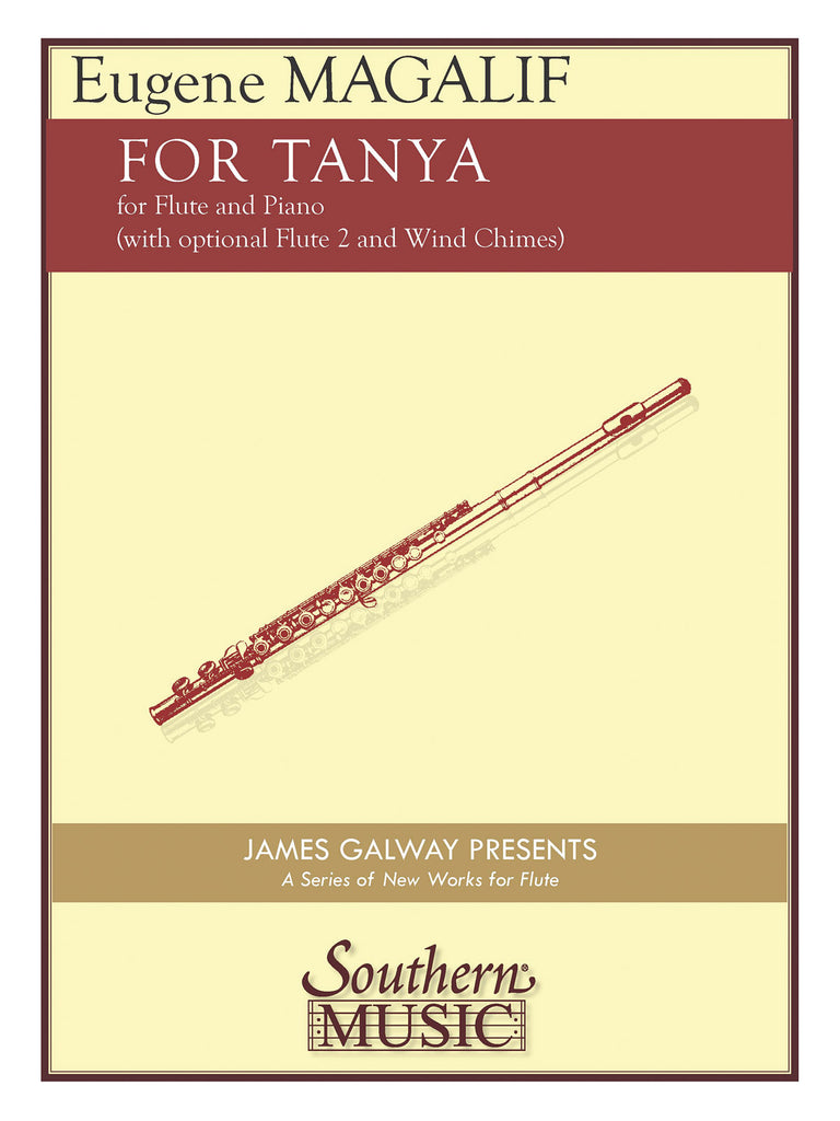 For Tanya (Flute and Piano)