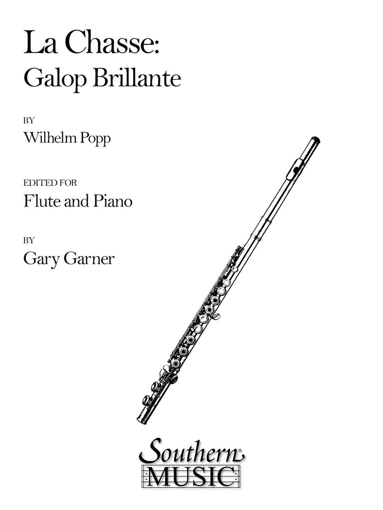 La Chasse Galop Brillante (Flute and Piano)