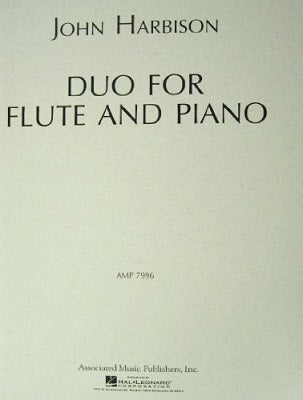 Duo for Flute and Piano (1961) (Flute and Piano)
