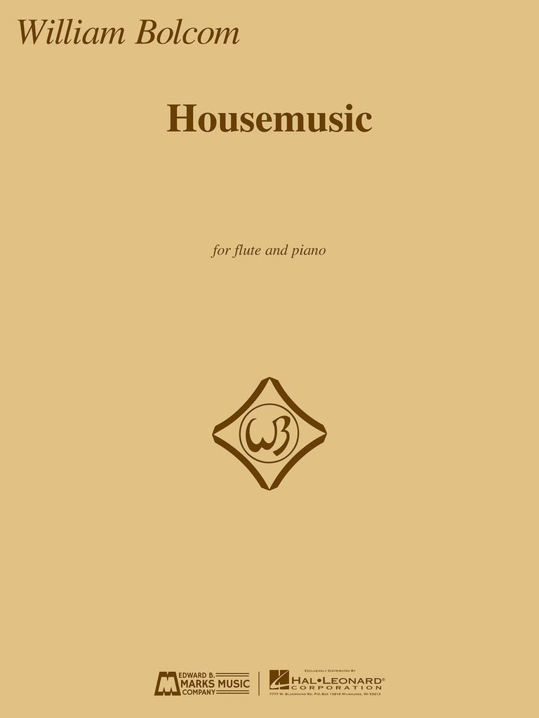 Housemusic (Flute and Piano)