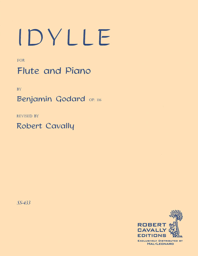 Idylle (Flute and Piano)