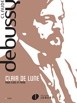 Clair de lune (Flute and Piano)