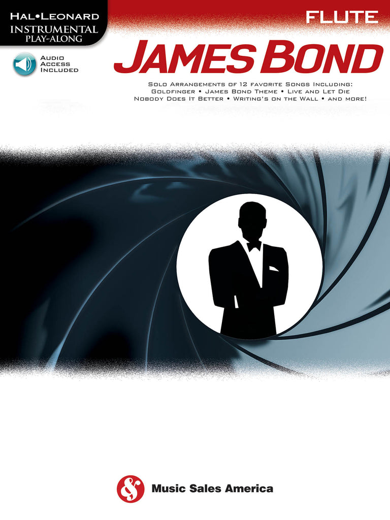 James Bond for Flute