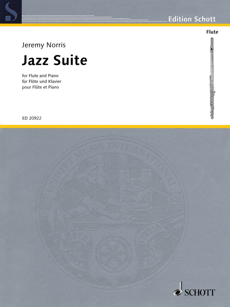 Jazz Suite (Flute and Piano)
