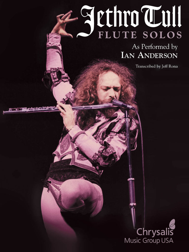 Jethro Tull Flute Solos (Popular Arrangements)