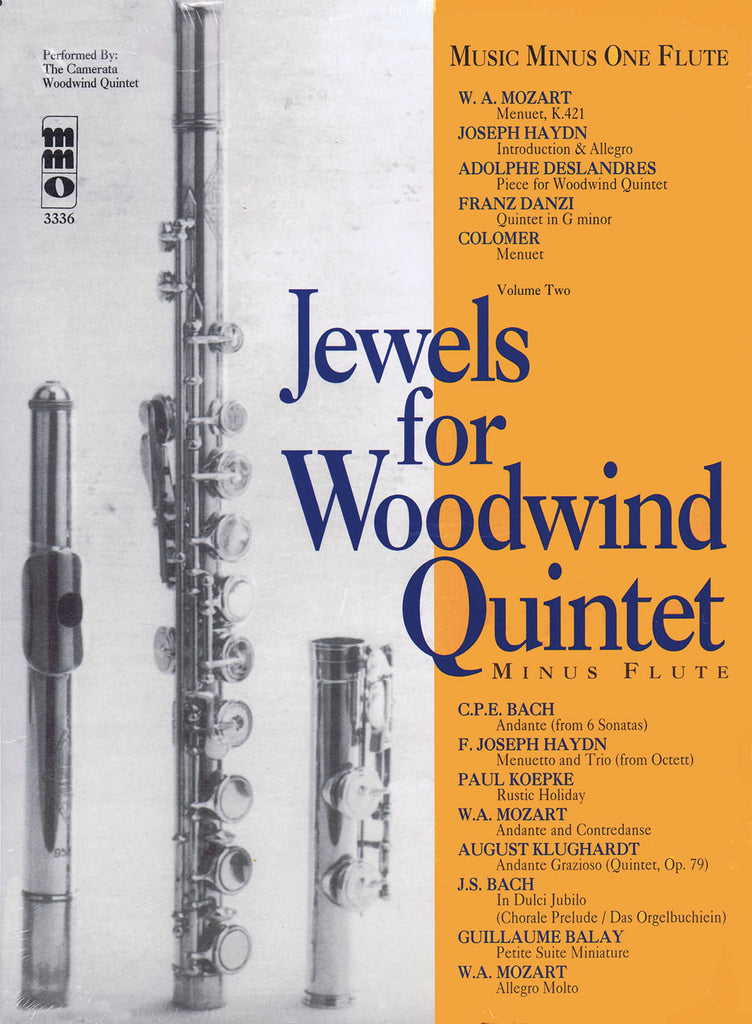 Jewels for Woodwind Quintet