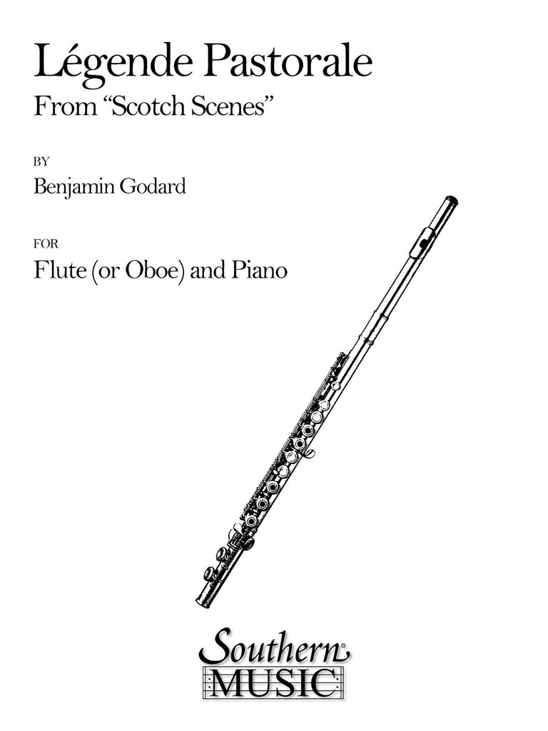 Legende Pastorale, Op. 138 (Flute and Piano)