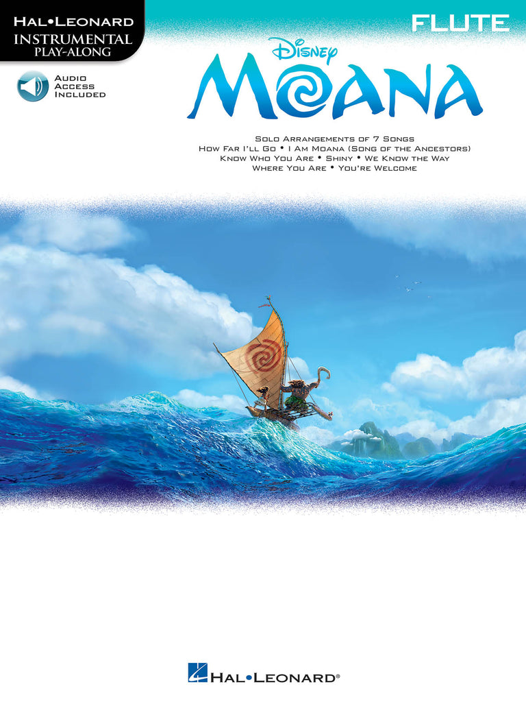 Moana (Popular Arrangements)