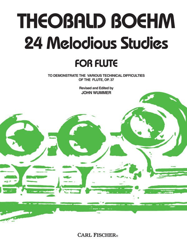 24 Melodious Studies, Opus 37
