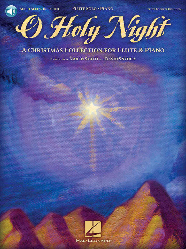 O Holy Night - A Christmas Collection (Flute and Piano)