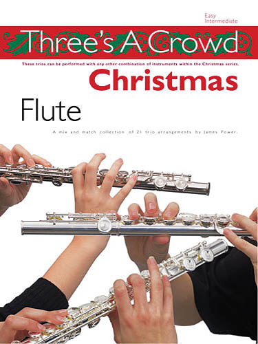 One-Two-Three! Christmas (Three Flutes)