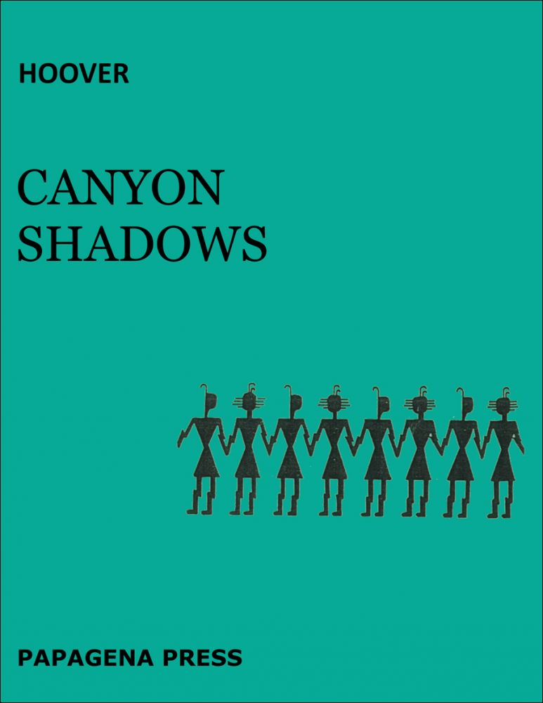 Canyon Shadows (Flute and Percussion)