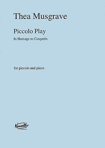 Piccolo Play (Piccolo and Piano)