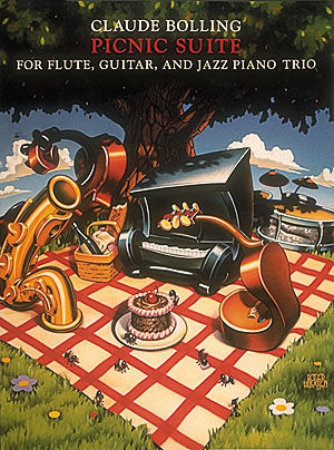 Picnic Suite (Flute and Piano)