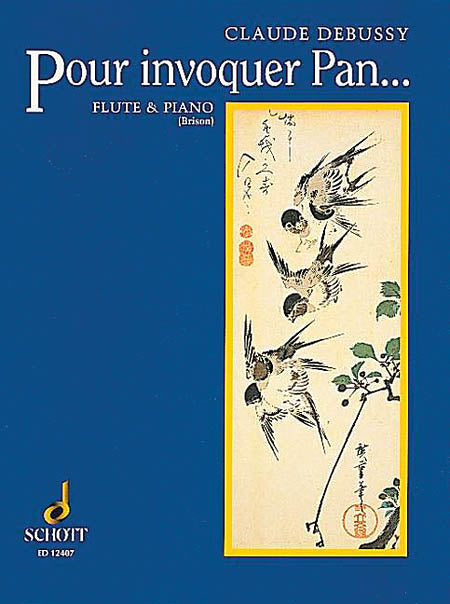 Pour Invoquer Pan... (Flute and Piano)