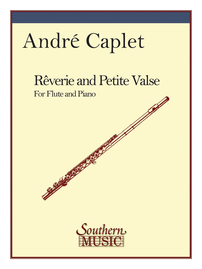 Reverie and Petite Valse (Waltz) (Flute and Piano)