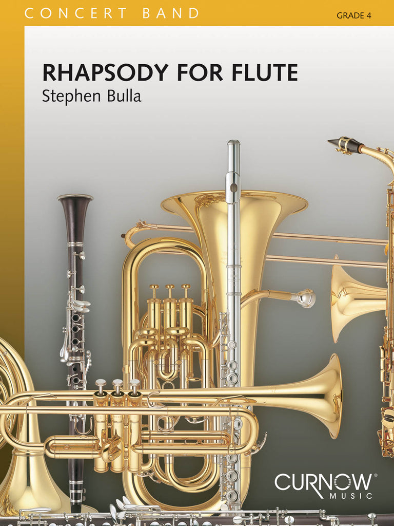 Rhapsody (Score and Parts) (Flute and Piano)