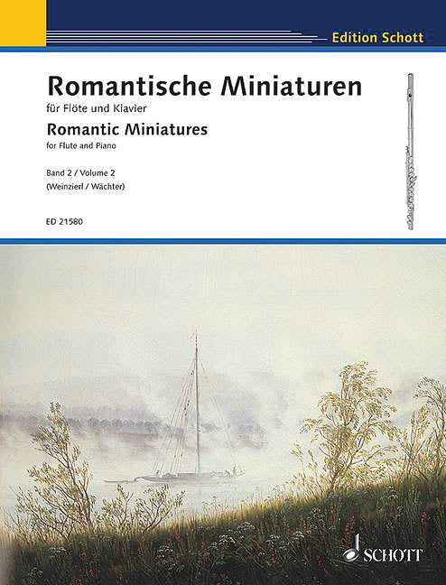 Romantic Miniatures – Volume 2 (Flute and Piano)