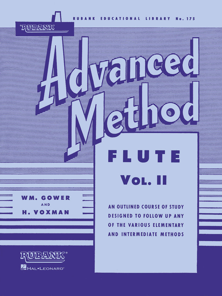 Rubank Advanced Method – Flute Vol. 2