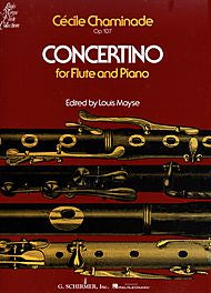 Concertino, Op. 107 (Flute and Piano)