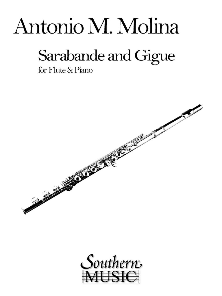 Sarabande and Gigue (Flute and Piano)