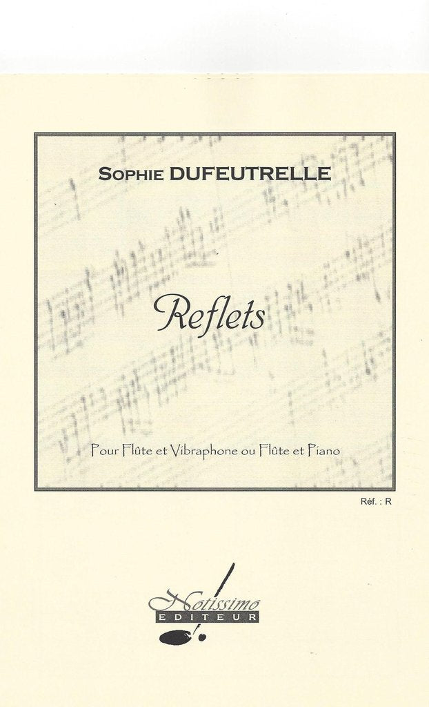 Reflets (Flute and Percussion)