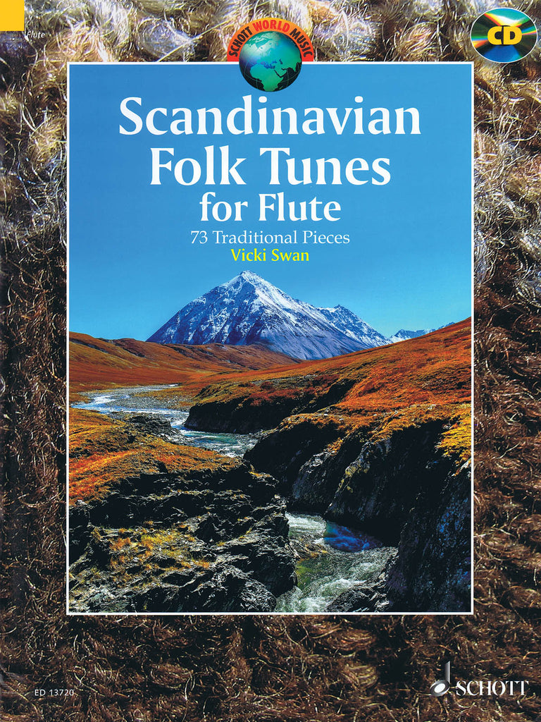 Scandinavian Folk Tunes (Flute and Piano)