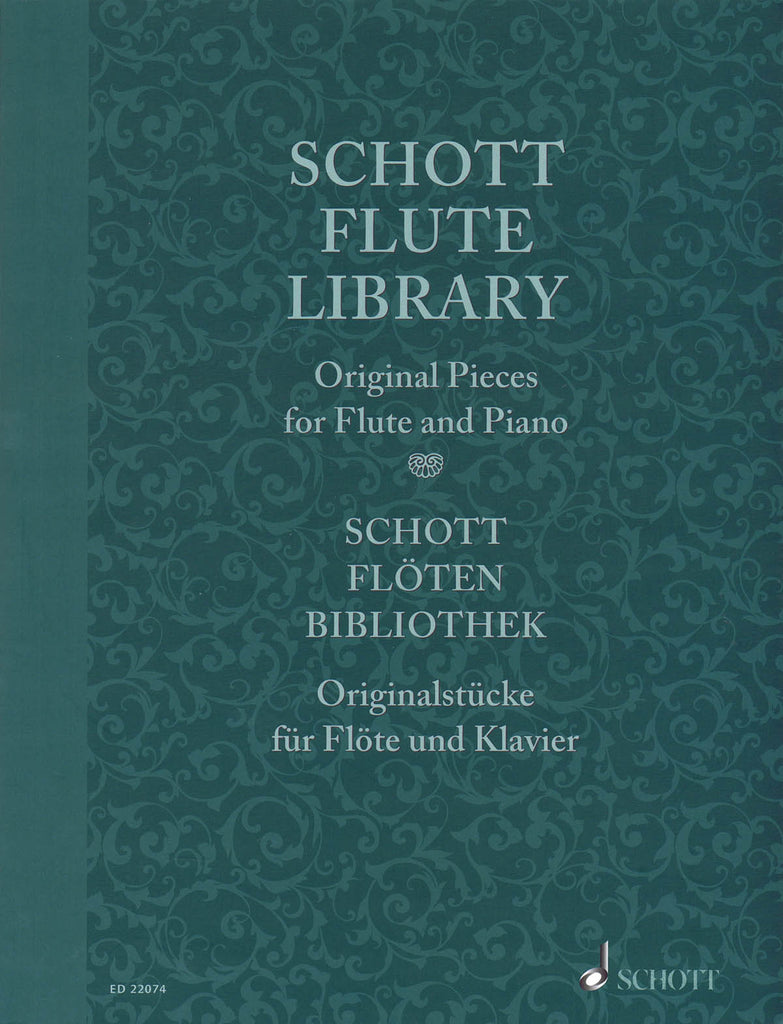 Schott Flute Library (Flute and Piano)