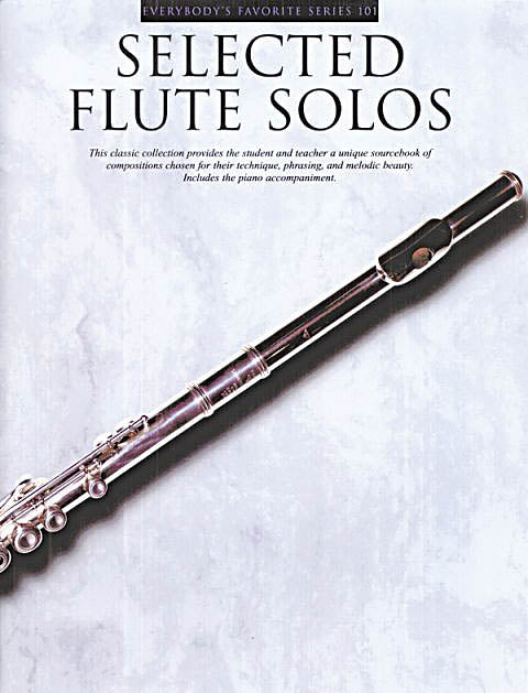 Selected Flute Solos (Flute and Piano)