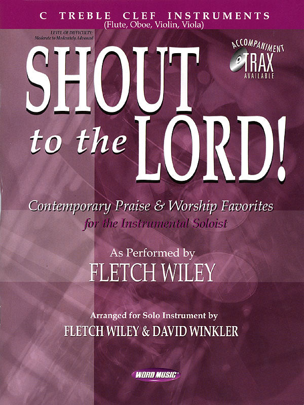 Shout to the Lord! (Flute and Piano)