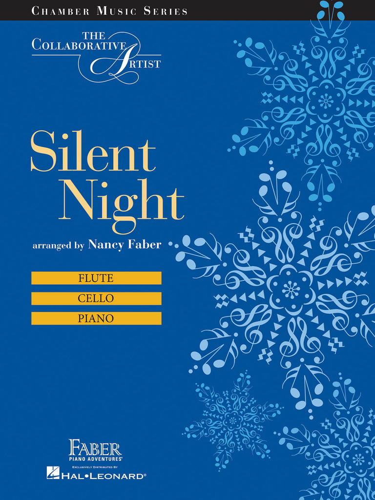 Silent Night (Flute, Cello, Piano)