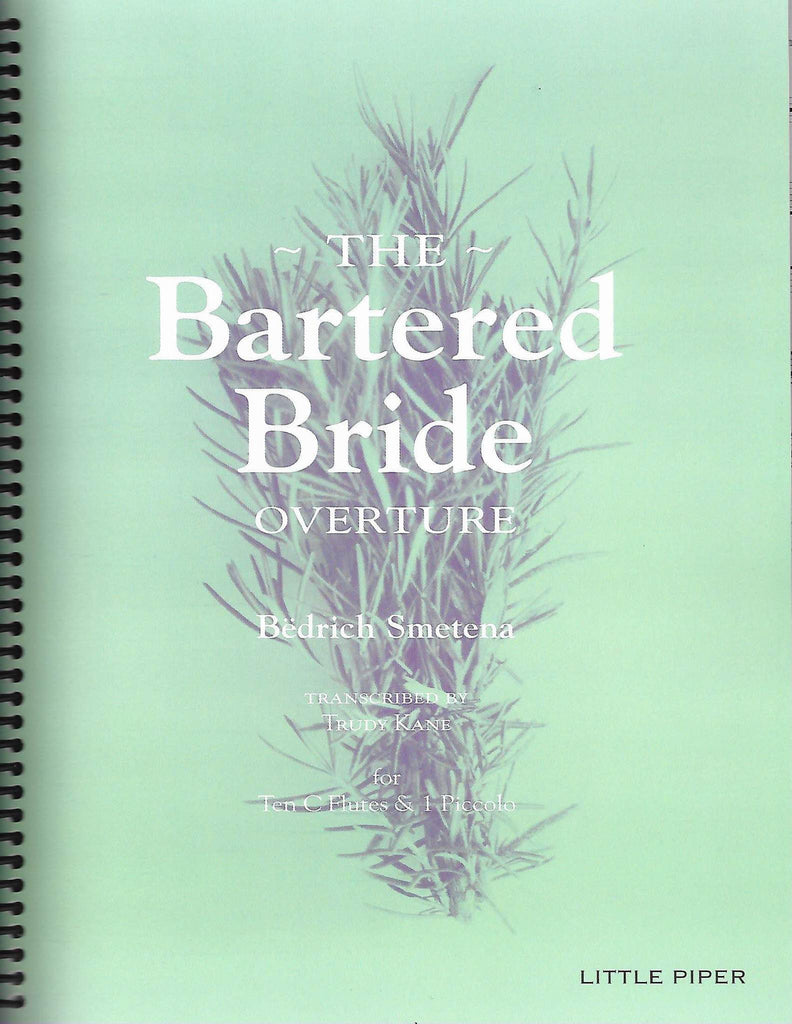 Bartered Bride Overture (Flute Choir)