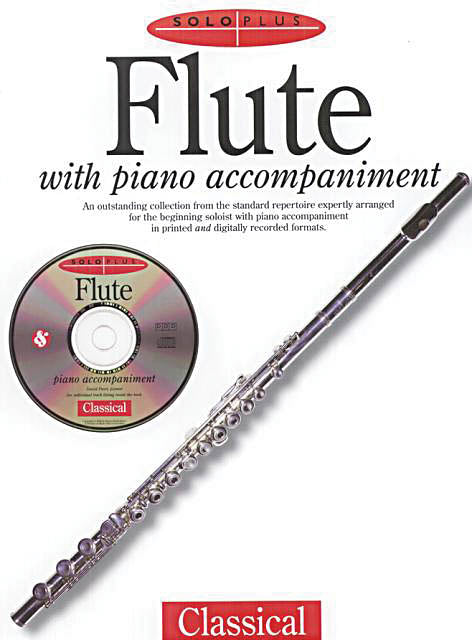 Solo Plus - Classical Flute (Flute and Piano)