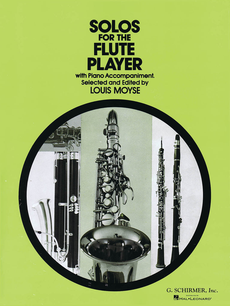 Solos for the Flute Player (Flute and Piano)