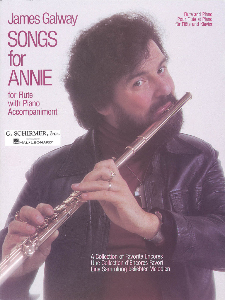 Songs For Annie (Flute and Piano)