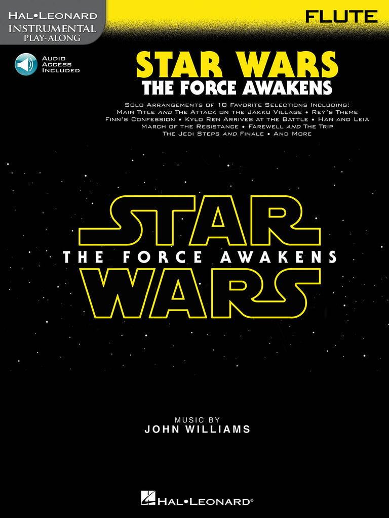 Star Wars: The Force Awakens (Popular Arrangements)