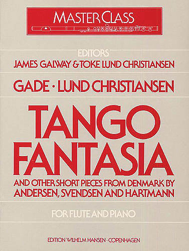 Tango Fantasia and Other Short Pieces (Flute and Piano)