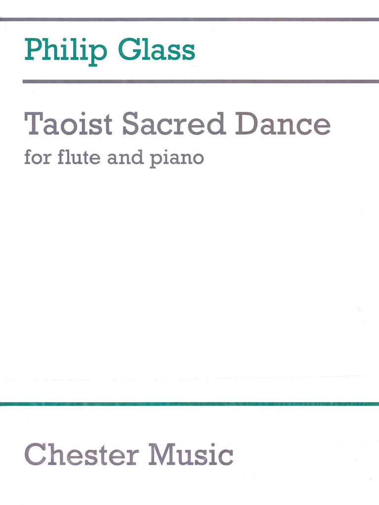 Taoist Sacred Dance (Flute and Piano)