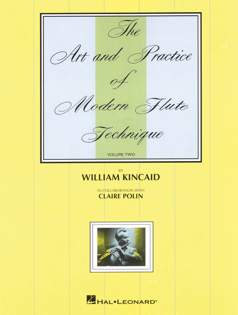 The Art and Practice of Modern Technique for Flute, Vol. 2