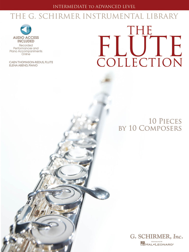 The Flute Collection – Intermediate to Advanced Level (Flute and Piano)