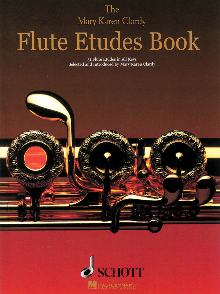 The Flute Etudes Book - Volume I