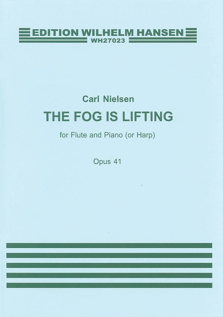 The Fog Is Lifting, Op.41 (Flute and Piano)