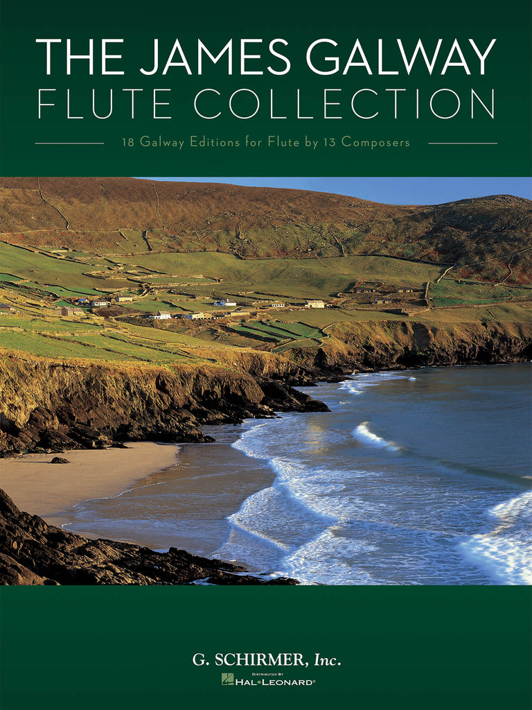 The James Galway Flute Collection (Flute and Piano)