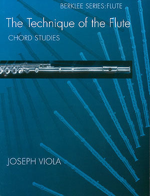The Technique of the Flute – Chord Studies