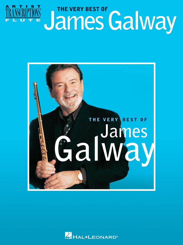 The Very Best of James Galway (Flute Collections)