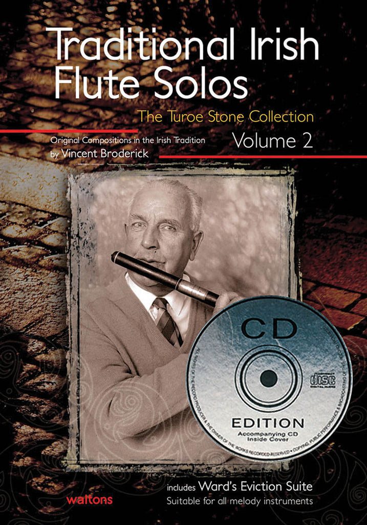 Traditional Irish Flute Solos – Volume 2, The Turoe Stone Collection