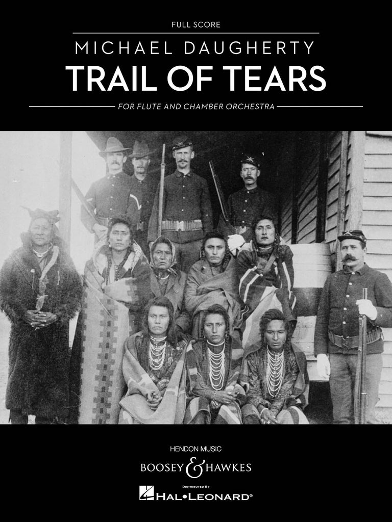 Trail of Tears (Full Score)
