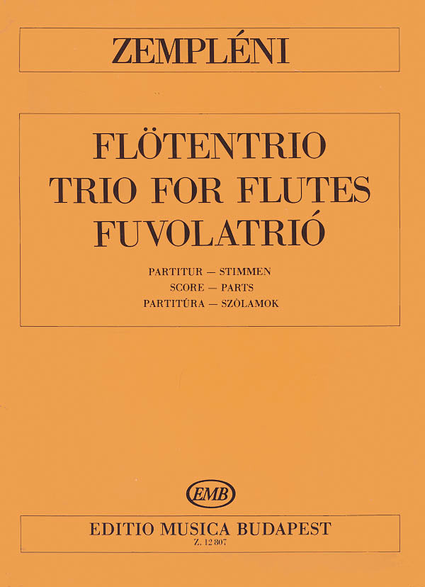 Trio for Flutes