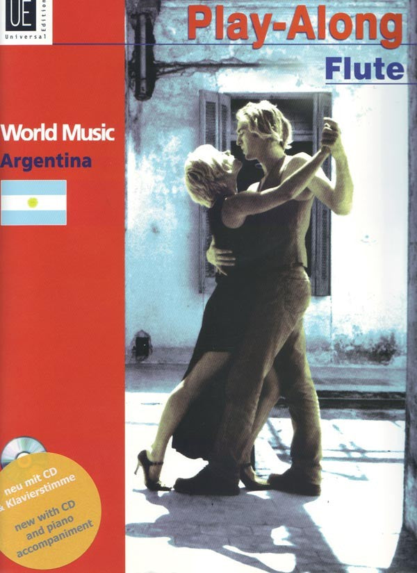 Argentina - Play Along Flute