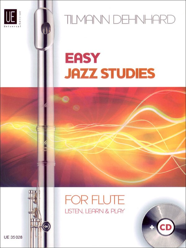 Easy Jazz Studies With CD